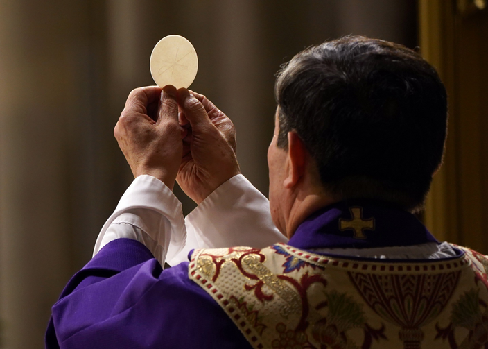 For the church to live in Eucharistic coherence, we must be willing to challenge Catholics persisting in grave sin.