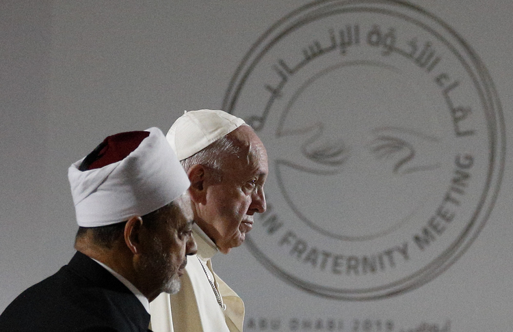 An inside look at how Pope Francis and the Grand Imam of Al-Azhar have revolutionized Catholic-Muslim relations