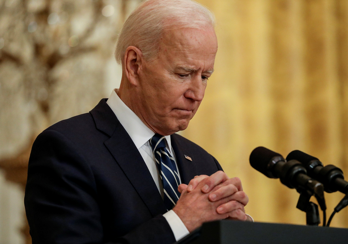 Should the bishops tell Joe Biden to stop taking Communion? Readers respond.