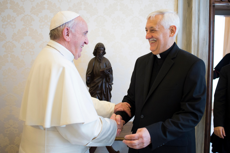 Discernment is for every Christian — not just Jesuits: an interview with Arturo Sosa, SJ