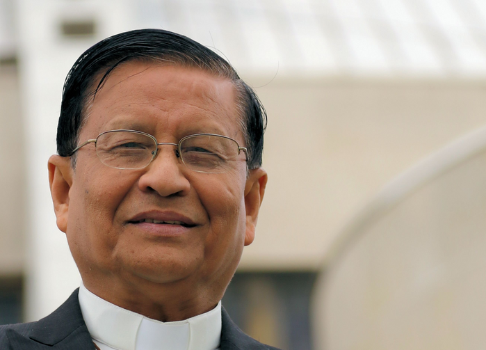Exclusive interview with Myanmar's Cardinal Bo: 'Our people need democracy, but they also need daily food'