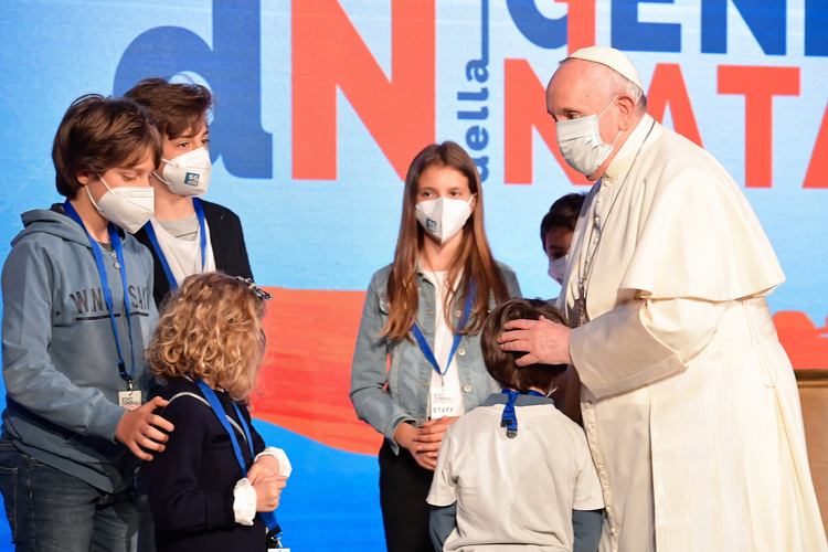 Pope Francis: Countries with declining birthrates are 'rich in resources but poor in hope'
