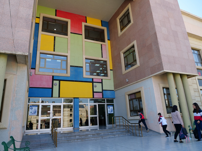 Chesterton High School opens in Iraq, with an emphasis on classical education