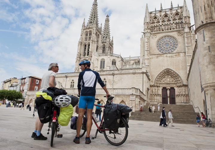 Pilgrims return to Spain's 'El Camino' paths after pandemic