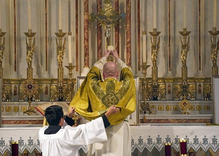 Vatican archbishop: Traditional Latin Mass movement 'hijacked' initiatives of John Paul II and Benedict XVI