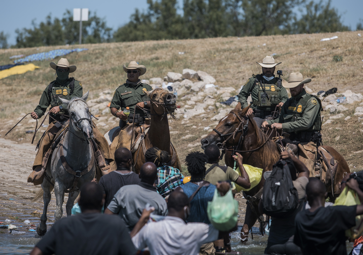 Horrified by images of Border Patrol abusing Haitian migrants? Blame decades of dangerous immigration policy