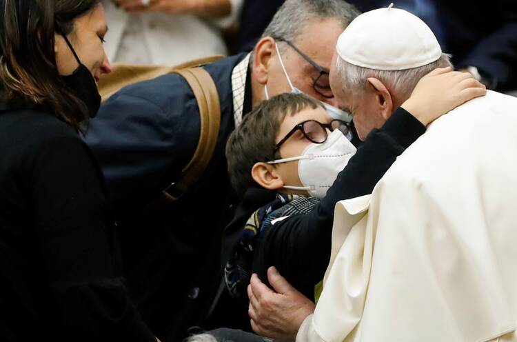 Pope Francis: We are freed by service, not doing whatever we want
