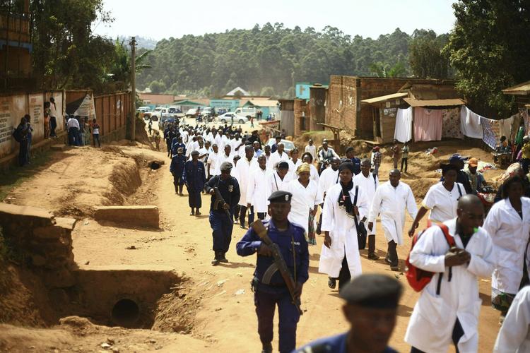 In central Africa, Islamist militias complicate church efforts to battle Ebola