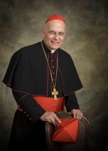 Francis Eugene Cardinal George (January 16, 1937-April 17, 2015) Eighth Archbishop of Chicago