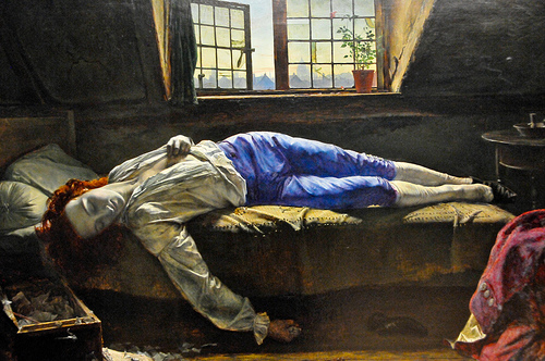 "Henry Wallace's ""Chatterton"" (1855)"