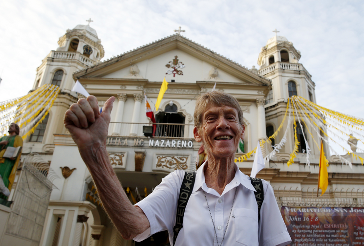 Philippines orders Australian nun deported and blacklisted