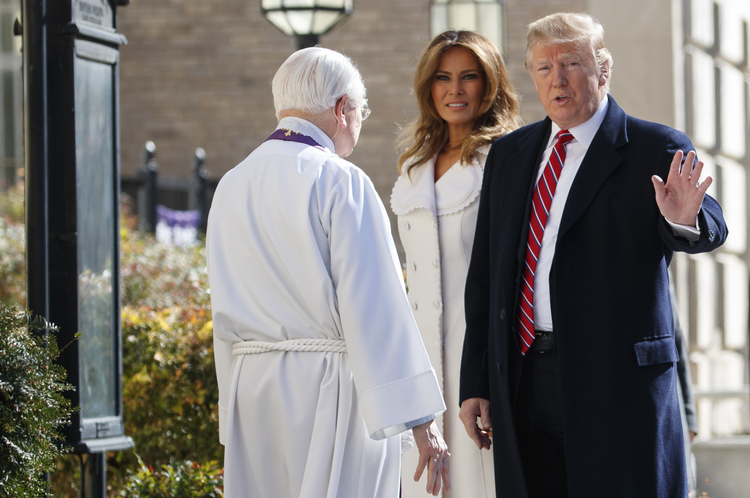 Trump loses ground with non-white Catholics, doubles support from non-white Catholics
