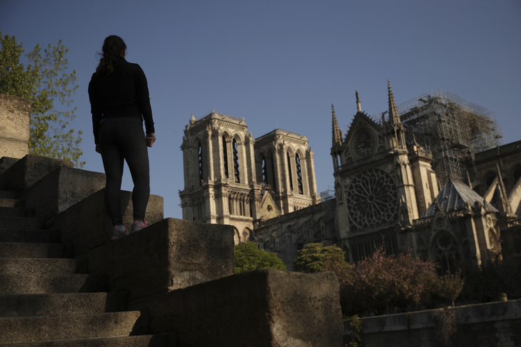 The West's debt to Notre Dame