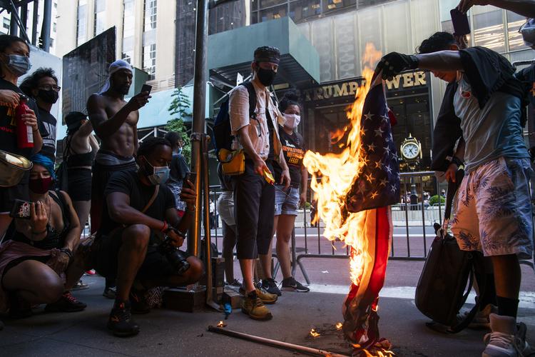 Explainer Can President Trump Designate Antifa As A Terrorist Group America Magazine