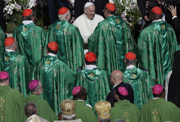 What 10 new cardinals tells us about Pope Francis' priorities