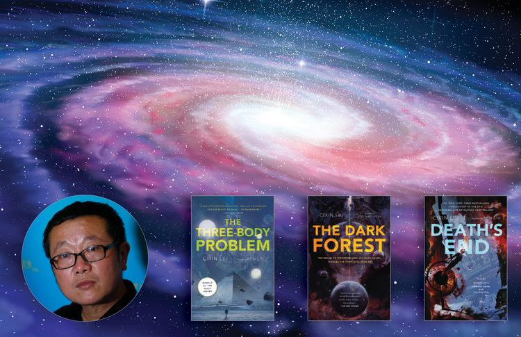 The otherworldly science fiction of China's Cixin Liu