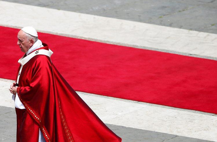 Is Francis our first Charismatic pope?