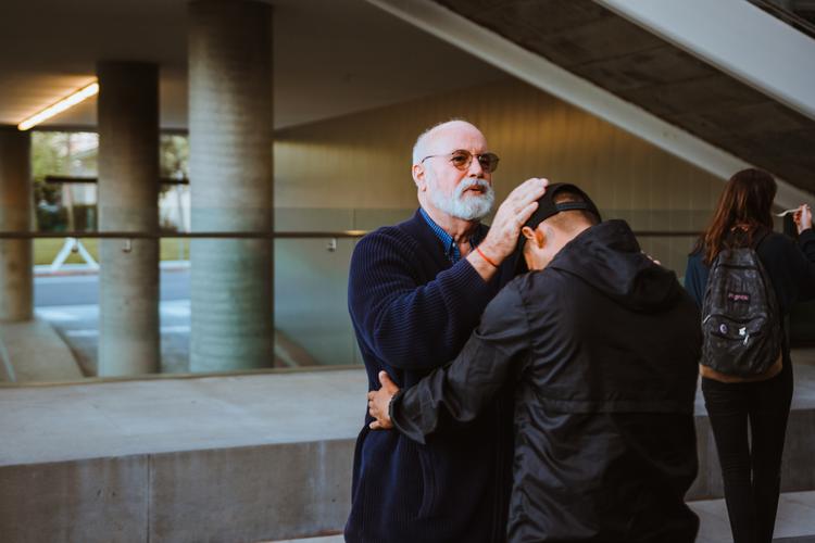 Father Greg Boyle's solution to an unjust criminal justice system: radical kinship