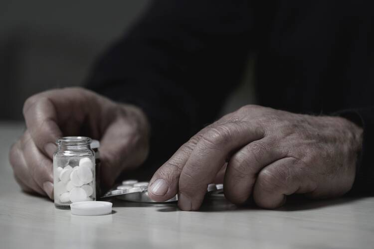 More states are considering legalizing assisted suicide (americamagazine.org)