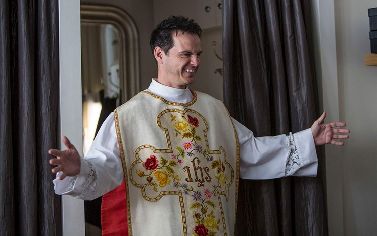 'Fleabag,' or, in praise of cool priests who swear