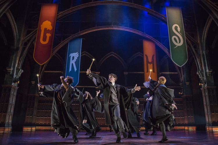 Harry Potter is now on Broadway and it might never leave