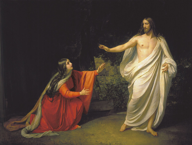 The 'literal flesh-and-blood' resurrection is the heart of my faith
