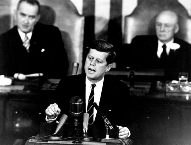 John F. Kennedy on the Algerian crisis