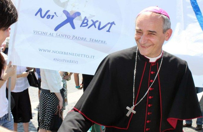 Archbishop Matteo Zuppi (Photo/Community of Sant'Egidio website)