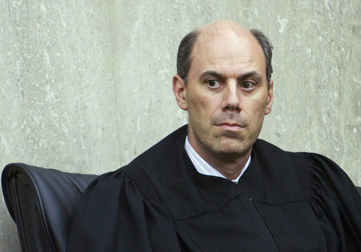 "U.S. District Judge James ""Jeb"" Boasberg is overseeing a lawsuit filed by the Standing Rock and Cheyenne River Sioux, two Dakotas tribes who maintain the $3.8 billion Dakota Access pipeline to carry North Dakota oil to Illinois threatens their drinking water and cultural sites. (Diego M. Radzinschi/ALM via AP)"