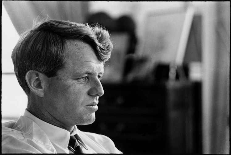 Robert F. Kennedy (photo: Netflix)
