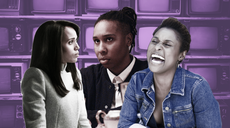 From Shonda Rhimes to Issa Rae, the rise of black women in television