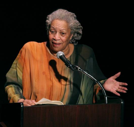 Author Toni Morrison Honored at Public Memorial