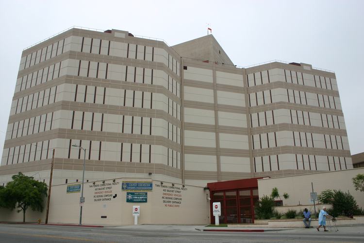 "In May 2013, along with the adjacent Men's Central Jail, the Twin Towers jail ranked as one of the ten worst sites of incarceration in the United States, based on reporting in Mother Jones magazine: ""Eyewitnesses, including several prison chaplains, have reported that attacks by deputies at the twin facilities are often unprovoked or brought on by the slightest infractions."""