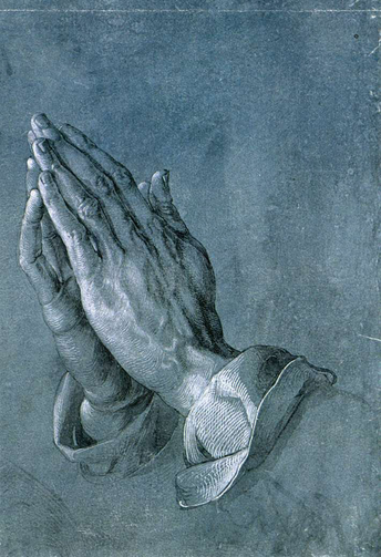 A painting by Albrecht Durer. (public domain)