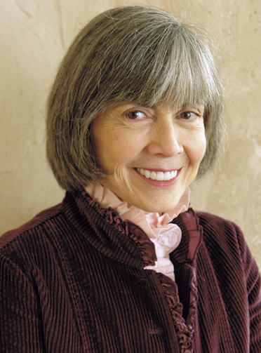 "Anne Rice, author of ""Christ the Lord: The Road to Cana,"" is pictured in an undated photo. (CNS photo/Becket M. Ghioto, courtesy of Knopf) (May 1, 2008)"