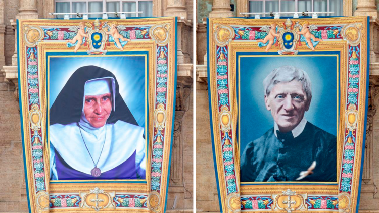 Celebrations begin for five saints who will be canonized on Sunday