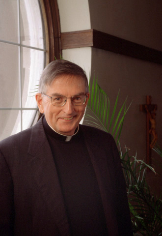 Father William A. Barry, S.J. (photo provided)