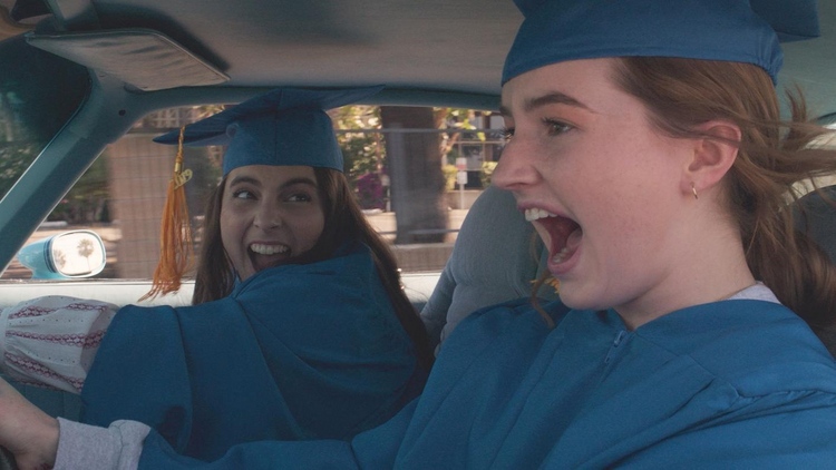 In 'Booksmart,' these girls just want to belong