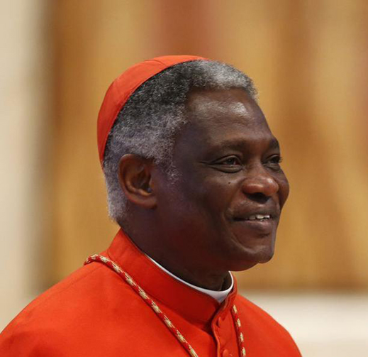 His Eminence, Peter Cardinal Turkson, President of the Pontifical Council for Justice and Peace