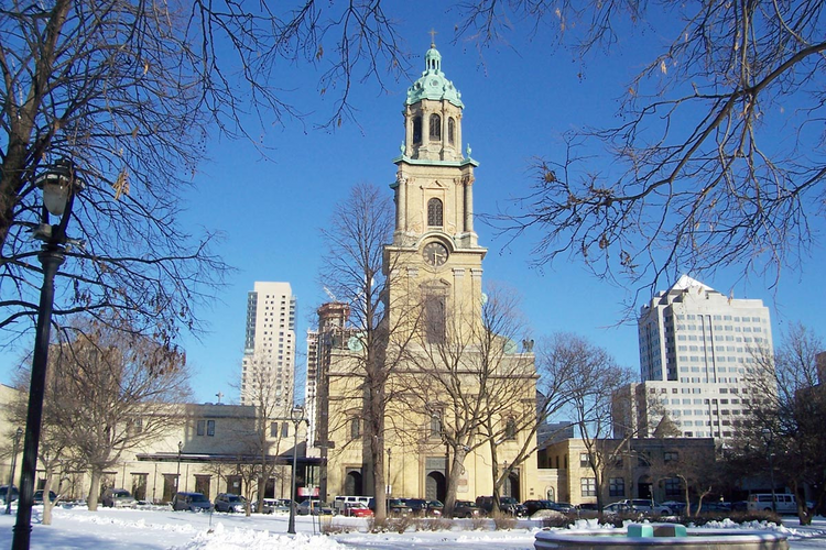Cathedral of St. John the Evangelist, Milwaukee