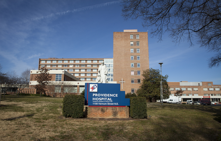 Providence Hospital in Washington is part of the Ascension Health network
