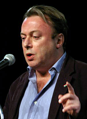 Christopher Hitchens (Wikicommons)