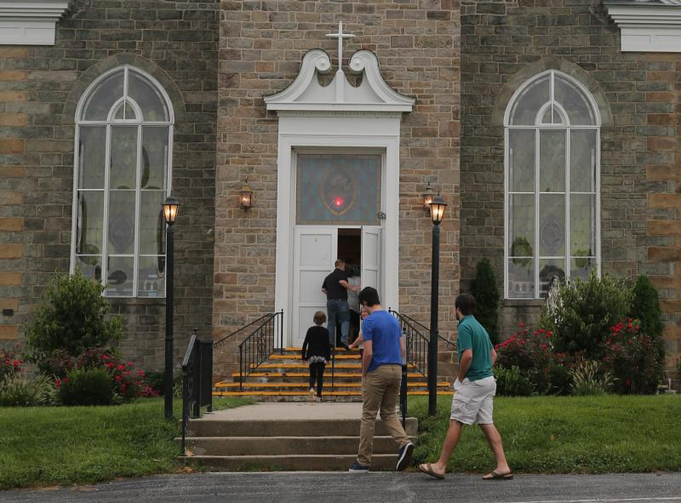 Abuse victims say they felt hurt by ordinary Catholics' lack of compassion | America Magazine