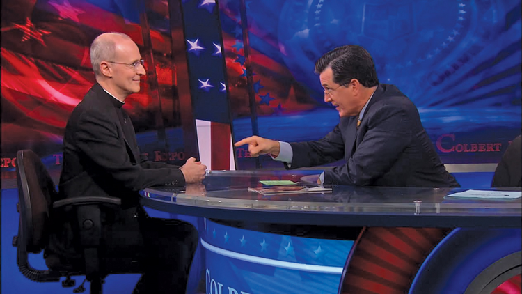 colbert comedy church Lilly Foundation Funding Grants Insights into Religion News Christianity