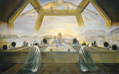 Misunderstood Masterpiece: Salvador Dali's 'The Sacrament of