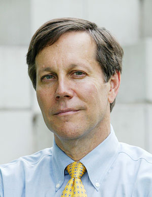 Official portrait of Dana Gioia, from the website of National Endowment for the Arts. Photo courtesy of Wikimedia Commons.