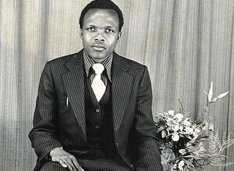 The martyr Benedict Daswa - courtesy of the Diocese of Tzaneen