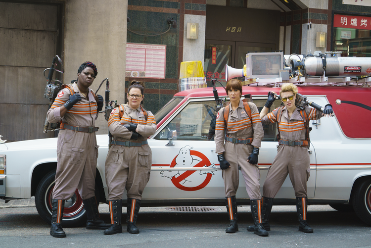 "The sexism behind some of the attacks on the new ""Ghostbusters"" is astonishing. (Sony Pictures)"