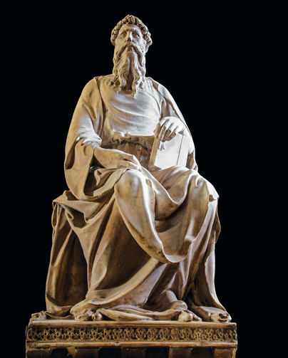 St. John the Evangelist (1408–15), by Donatello