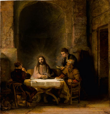 Imagining Jesus Rembrandts Haunting View Of Christ America Magazine